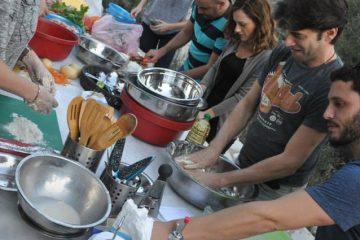 יום גיבוש – בישול שטח