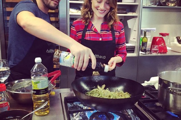גיבוש מנהלים – סדנת בישול